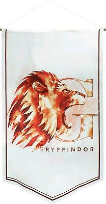 Ikon Collectables Harry Potter - Gryffindor Watercolour Satin Banner Free Shippi