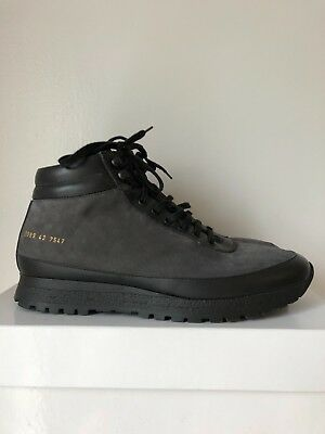 853f6f7a2e0e77 Common Projects x Robert Geller Hiking Sneaker Boot - Size 43 - US 10 - Grey