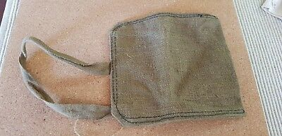 Australian Army Ww2 Canvas Pouch – Housewife / Sewing Kit