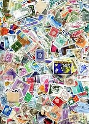 WORLDWIDE - AWESOME Mixture of 500+  Stamps 92% OFF Paper WYSIWYG Lot