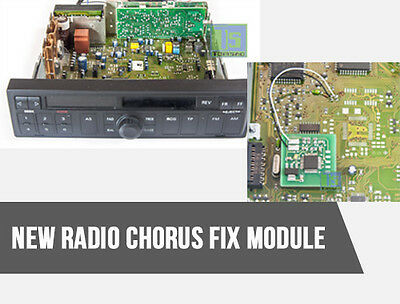 New Radio Chorus Audi Audio Volume Fix module - Easy Assembly