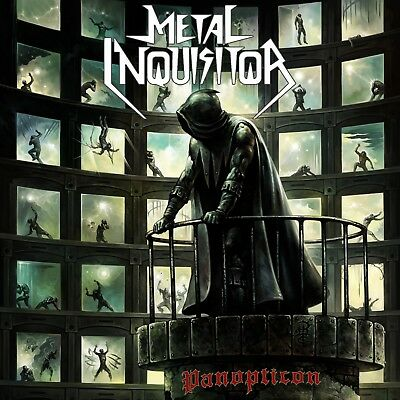 METAL INQUISITOR - Panopticon - Digipak-CD - 4028466910462
