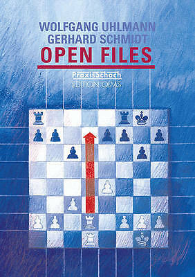 Chess Book - Open Files by Wolfgang Uhlman, Gerhard Schmidt (Paperback, 2009)