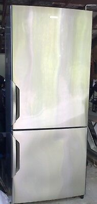 Electrolux EBM4300SB-R 430L Stainless Steel  Refrigerator Good Condition