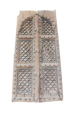 Wooden Doors Royal Handmade Vintage Collectible Home Decor US250WH
