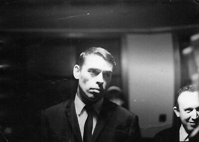 Jacques BREL - Photo originale signée
