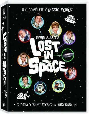 LOST IN SPACE 1-3 1965-1968 COMPLETE REMASTERED Original TV Series NEW US R1 DVD
