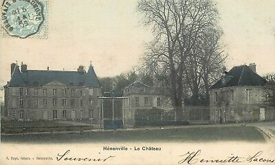 Cp Henonville Chateau Top 6011