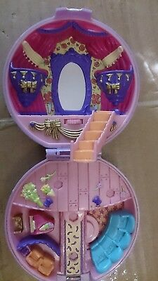 Polly Pocket COMPACT Stage THEATRE Concert BLUEBIRD c1993 Pollypocket TOY