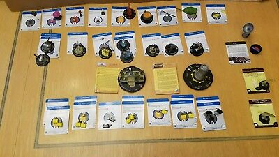 HeroClix RELIC LOT of 31 + MORE Includes The Book of the Skull / Utility Belt