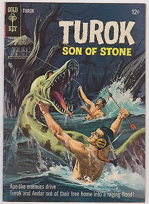 Turok Son of Stone #47, Very Fine Condition