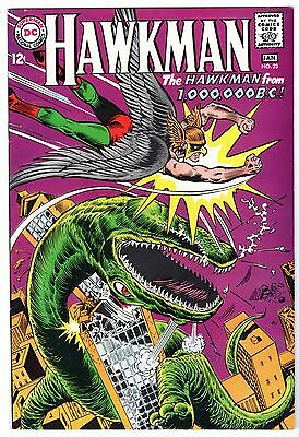 Hawkman #23, Near Mint Minus Condition!