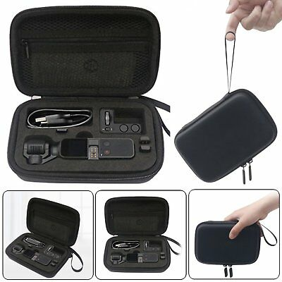 Portable Carry Storage Case Bag Zipper Pouch For DJI OSMO Pocket & Accessories
