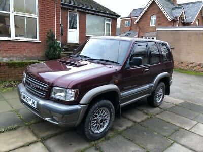 Isuzu Trooper 3.0 Citation