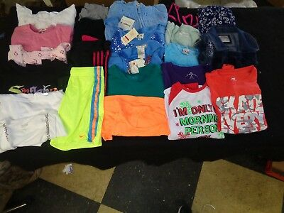 Girls Clothing Lot Mixed Sizes