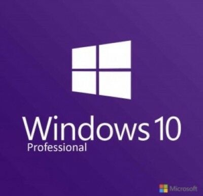 WINDOWS 10 PRO 32 / 64 BIT ORIGINAL 100% DIGITAL DELIVERY Lifetime *NO REFUND*