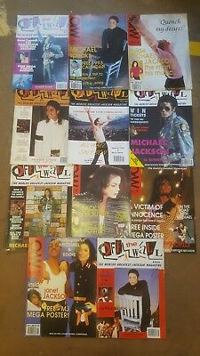 Michael Jackson Off The Wall Fan Magazines