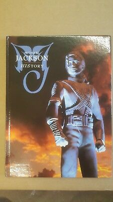 Michael Jackson Rare History Book (French)