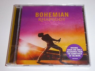 Bohemian Rhapsody: The Original Soundtrack (2018) - NEW SEALED GENUINE CD Queen