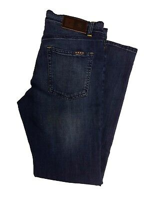 """Fourstar Clothing Ishod Wair Navy Blue Jean Pant Trousers W34"""" L31.5"""""""