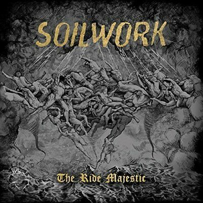 Soilwork - The Ride Majestic CD NEW