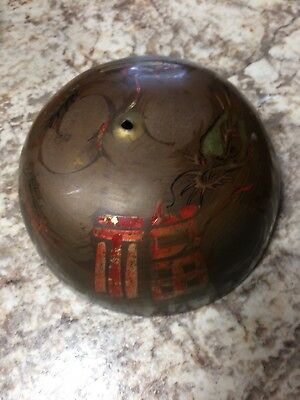 A Chinese Antique Gong Bell This Was Grandmothers Old Dragons