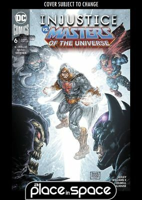 Injustice Vs. Masters Of The Universe #6 (Wk01)