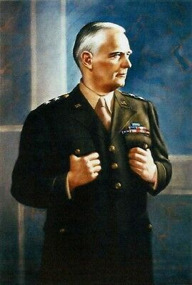 Ww2 Army General William J. Donovan Cong.medal Honor O.s.s.fdr C.i.a.sgn.ltr.coa