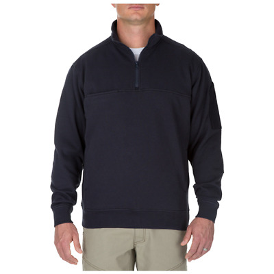 5.11 Tactical Utility Job Shirt Color: Fire Navy Dimension: Tall Size: 2X-Large