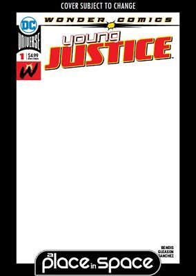 Young Justice, Vol. 3 #1H - Blank Variant (Wk02)