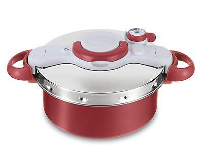 Tefal Clipso Minut Duo Pressure Cooker, 5 Litre