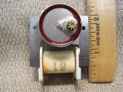 Vintage GE/Telechron Electric Clock Motor M3641 – made in USA