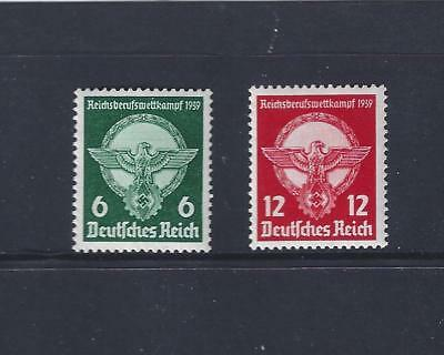 3rd REICH 1939 COMPETITION SET OF 2 MINT