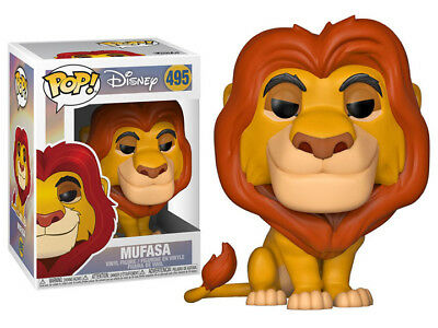Funko Pop! Disney The Lion King MUFASA #495