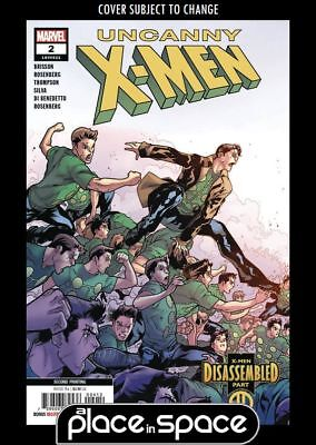 Uncanny X-Men, Vol. 5 #2 - 2Nd Printing (Wk03)
