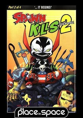 Spawn Kills Everyone Too #2C - Robson Variant (Wk03)