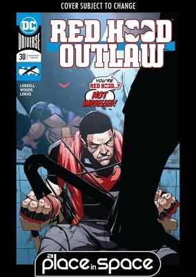 Red Hood: Outlaw #30A (Wk03)