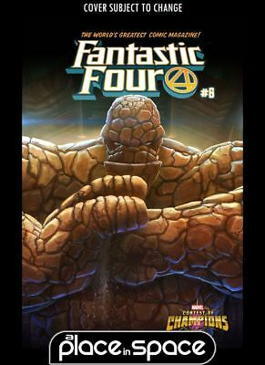 Fantastic Four, Vol. 6 #6G - Mystery Variant (Wk03)