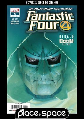 Fantastic Four, Vol. 6 #6A (Wk03)