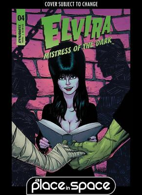 Elvira: Mistress Of The Dark (Dynamite Entertainment) #4B - Cermak (Wk03)