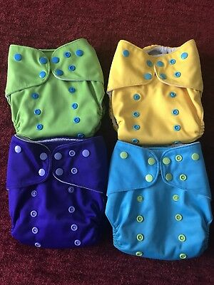Cloth Diapers One Size Lalabye Baby