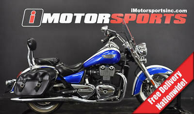 2014 Thunderbird -- 2014 Triumph Thunderbird LT ABS for sale!