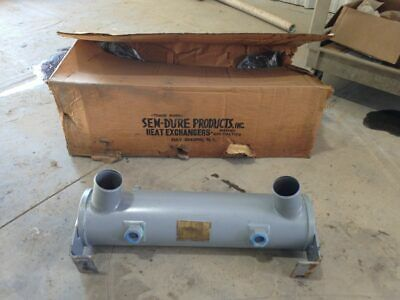 Sendure 2666-1-5 Marine Heat Exchanger -NIB
