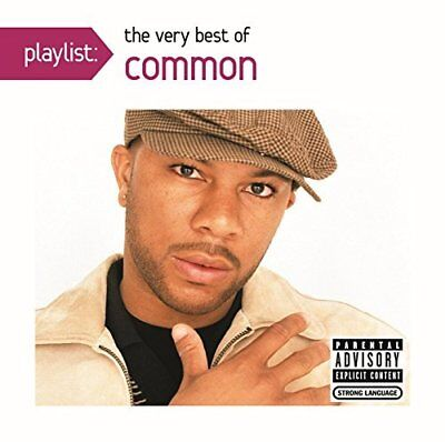 Common - Playlist: The Very Best Of Common New Cd