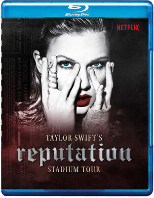 Bluray Taylor Swift - Reputation Tour (Double Disc)