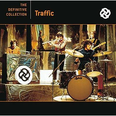 Traffic: The definitive Collection Traffic Audio CD