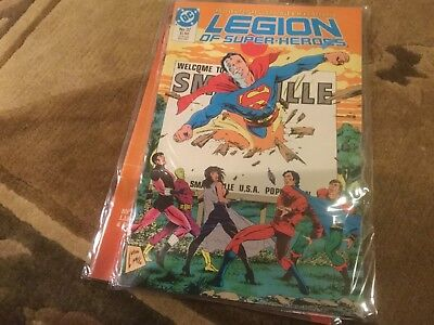 Legion of Super-Heroes #37 & 38. Death Of Superboy