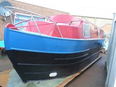 30 FT  project narrow boat canal river boat barge live aboard narrowboat cruiser
