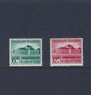 3rd REICH 1938 THEATRE SET OF 2 MH/*
