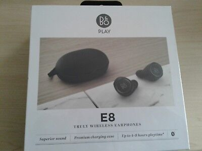 New Bang & Olufsen Beoplay E8 Premium Truly Wireless Earphones